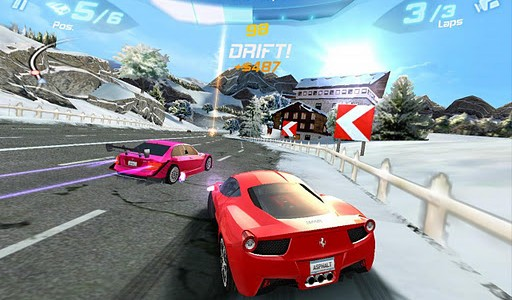 Best Racing Games Available For Android - Sports cars racing games