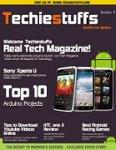 Techiestuffs Magazine Cover