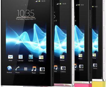 Now Buy Sony Xperia U for Rs.16500 in India