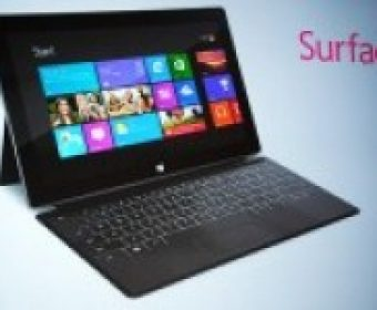 Microsoft surface – A Tablet that set to beat iPad