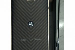 Motorola Droid Razr HD – Leaked Images