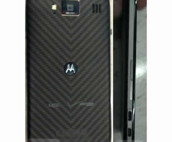 Motorola Droid Razr HD – Leaked Images