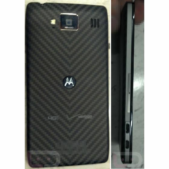 Motorola Droid Razr HD Leaked Image