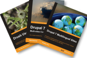 Giveaway – Win 3 Drupal Minibooks worth $60