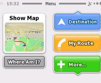 Navigate using offline maps!