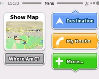 Navigate using offline maps!