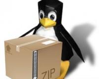 How Zip and Unzip Files via Linux Commandline