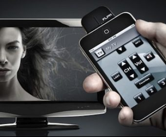 How to use your Smartphone as a Home Theater Remote control