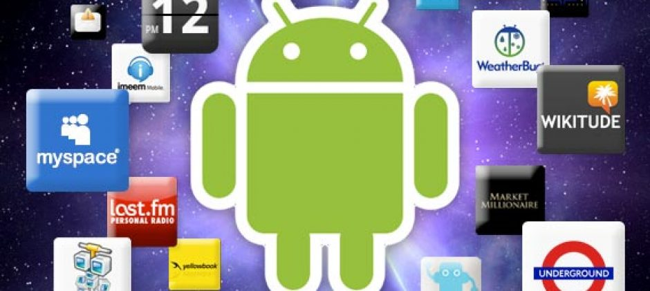 Top 10 Android Apps that's Rocking the World (2012)