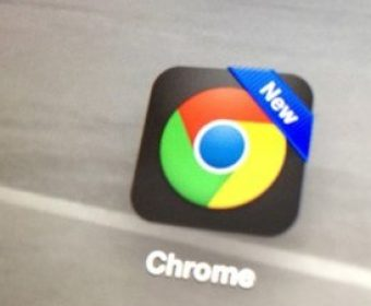 Using Google chrome in your IOS