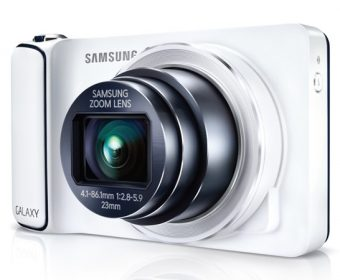 Enjoy the experience of Android on camera now!