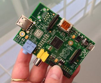 A Credit-Card Sized Single Board Computer