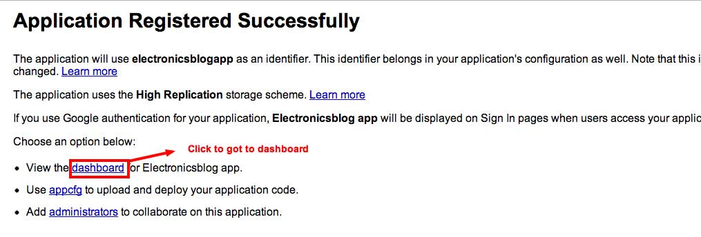 Successfully-Created-an-Application---Electronicsblog-app