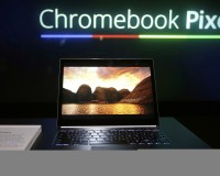 "Google's New ""Chrome Book Pixel"""