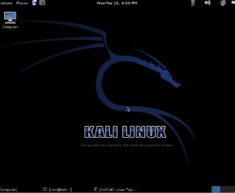 Try Kali Linux : The successor of BackTrack Linux