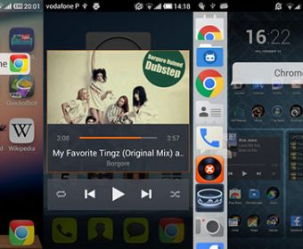 How to get Ubuntu Touch look on Android Phones