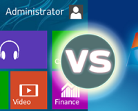 Windows 8 vs. Windows 7 For Business
