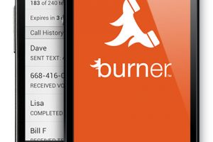 Make Anonymous calls and SMS on Android : Here comes the Burner