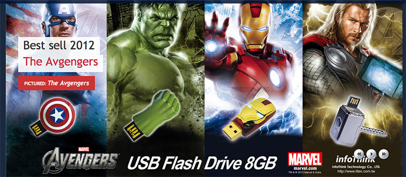 10-comic-USB-Flash-drives