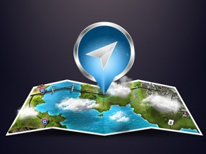 GPS-Android-icon