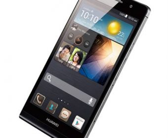 World's Slimmest SmartPhone-Ascend P6