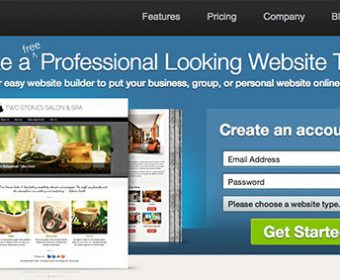 Get your business online with Webs.com
