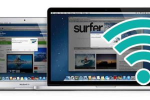 How to use your Macbook as a WiFi Hotspot – Share Internet