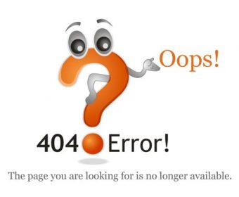 What Makes a Great Error 404 Page?