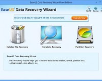 EaseUS Data Recovery Wizard will save your Day by Recovering Important Files