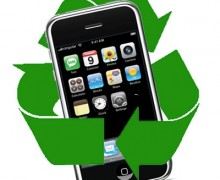 recycling phone