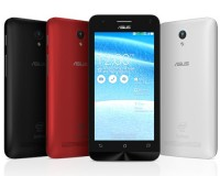 Asus ZenFone C with a 4.5-inch Display, 5MP Camera