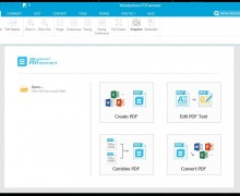 Wondershare PDFelement Allows You to Edit, Modify and Convert PDF Files!