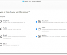 EaseUS Data Recovery Wizard for Mac