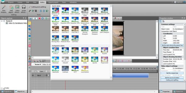 VSDC Free Video Editor – The Best Free, Non-Linear Editor For Budding Professionals