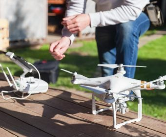 First There Was The Internet, Then There Were Drones