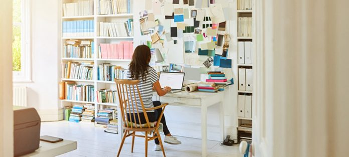 How To Create A Productive Work Space At Home?