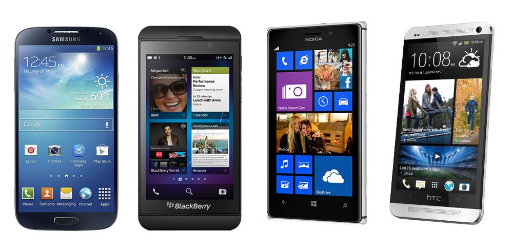 best-smart-phones-2013