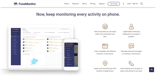 Phone Monitoring Like Never Before – FoneMonitor