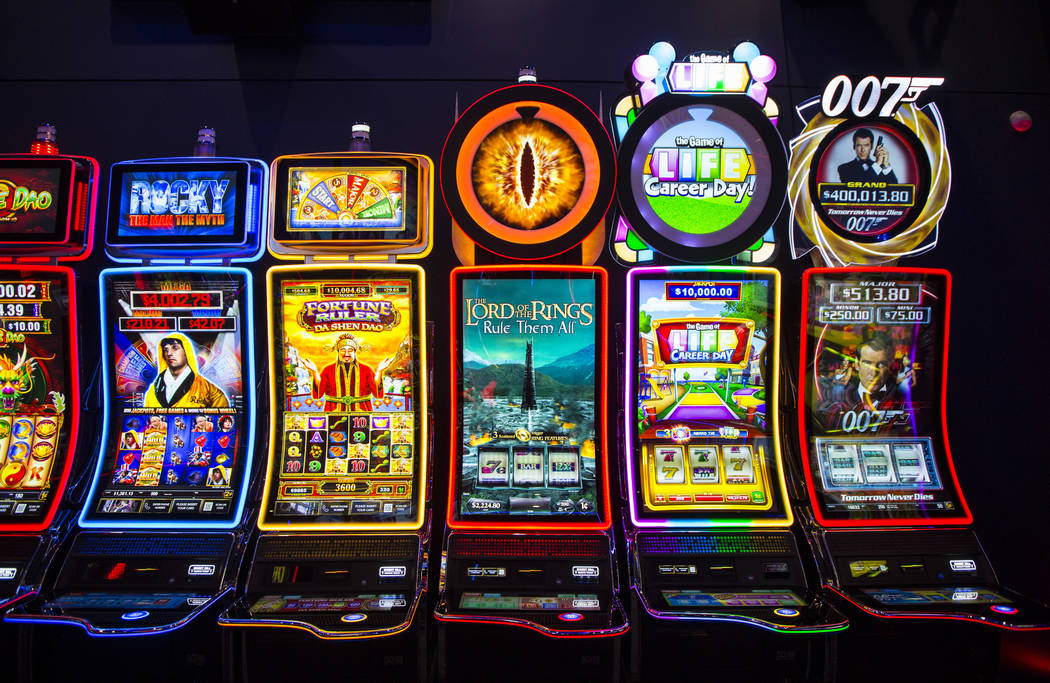 Ultimate Slot Machine By Spade Gaming