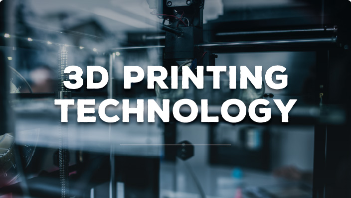 5 Surprising Ways 3D Printing Technology Is Being Used Right Now