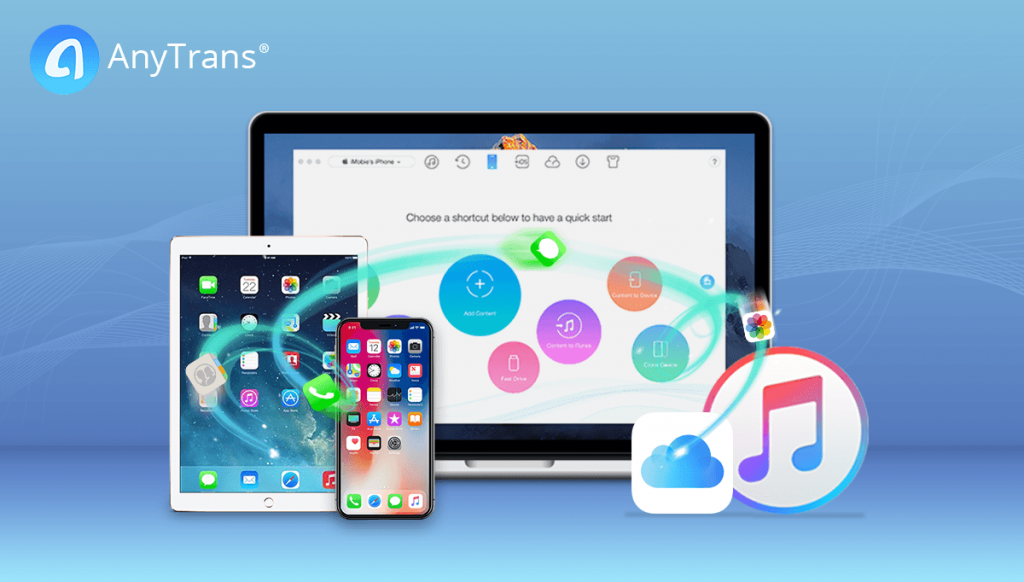 iMobie AnyTrans Review: Best iPhone Manager 2019