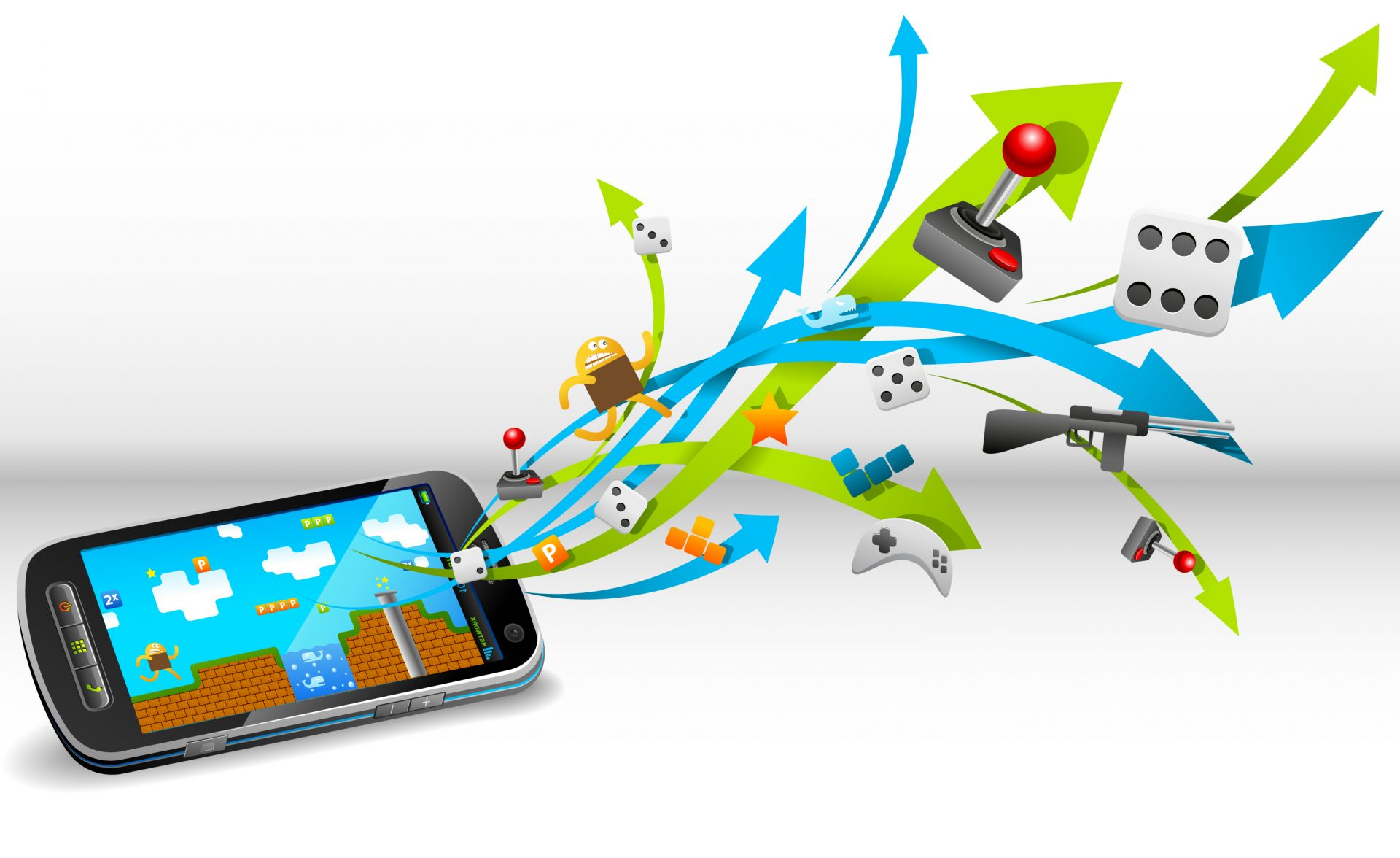 The Tough Competition Of The Mobile Gaming Industry – Top Companies