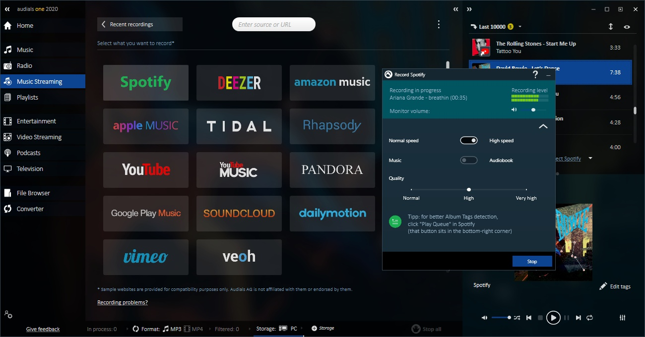 Best Free Pc Cleaner 2020.Audials One 2020 Review Enjoy Music Radio Apps And More