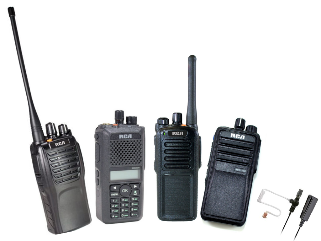 RCA-radios