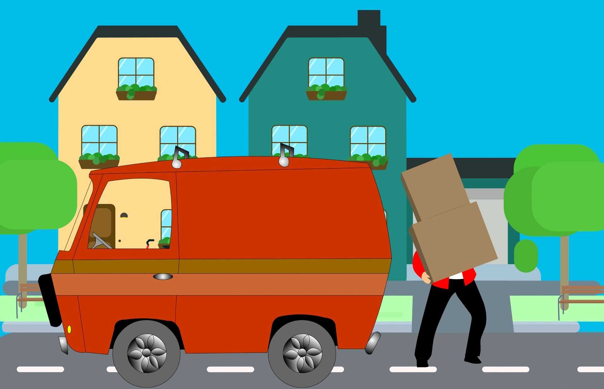 How PeopleFinders Technology Can Help with House Moves