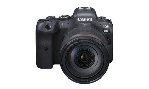 The Canon EOS R vs EOS RP