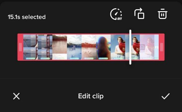 How to Cut Your Video on TikTok