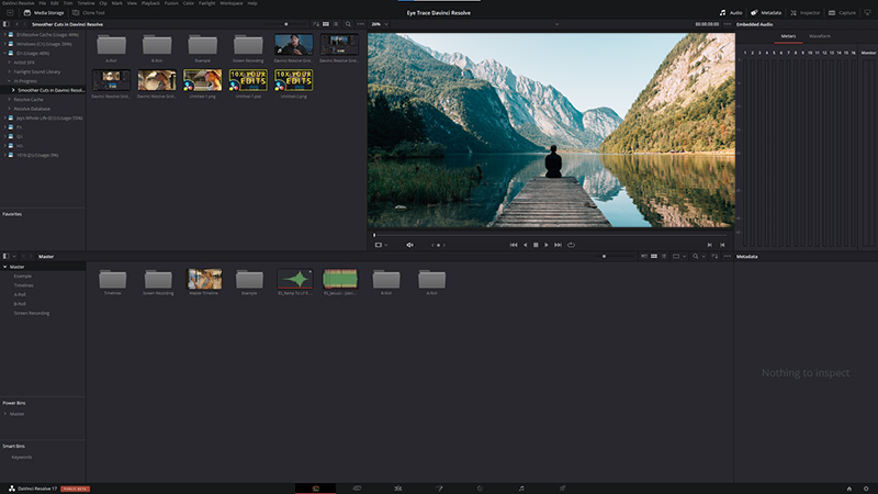 Use DaVinci Resolve to Remove Moving Watermarks