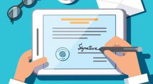 How Does an E-Signature Tool Work?
