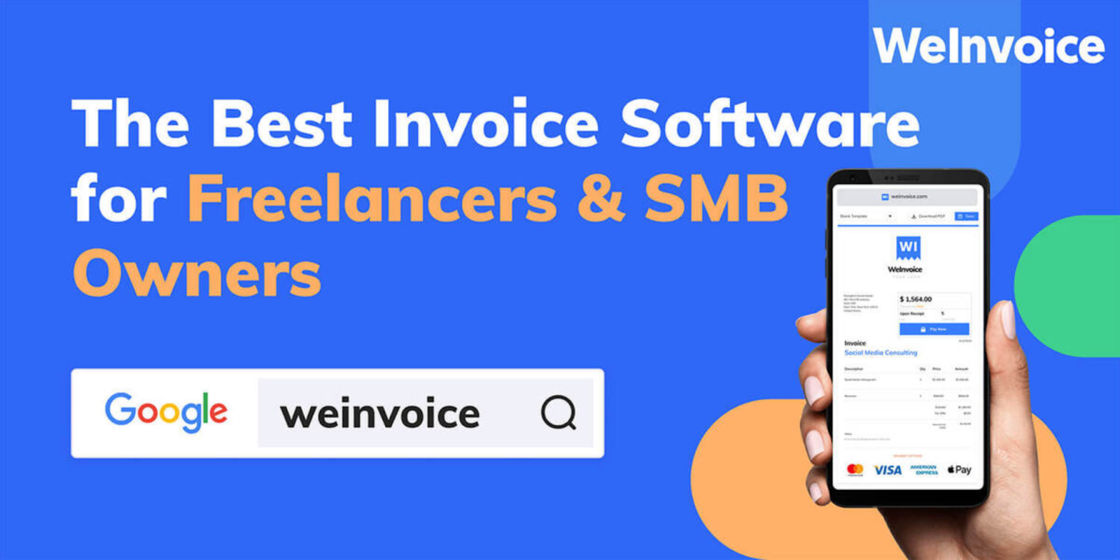 WeInvoice Review: The Top Tool to Simplify Invoice Processing Steps